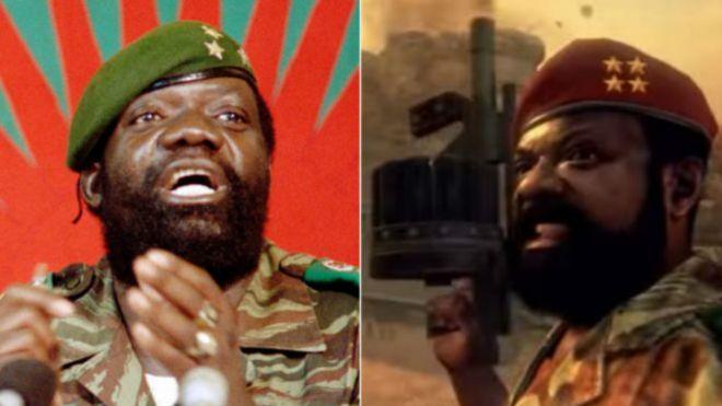 """Por qué los hijos del exrebelde angoleño Jonas Savimbi demandaron a los creadores del videojuego """"Call of Duty"""""""