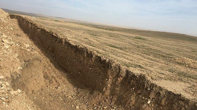 خندق أكراد العراق: لدواع أمنية أم للتمهيد لانفصال كردستان؟