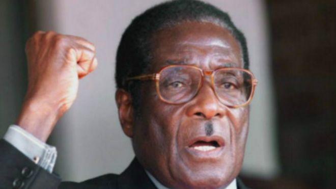 MTAKIONA TRUMP AKISHINDA:MUGABE