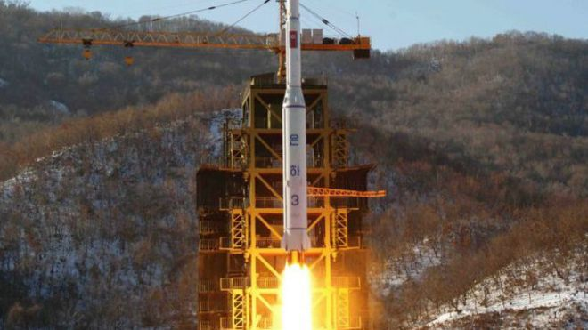 Akhirnya! Korea Utara luncurkan roket jarak jauh meski dapat peringatan