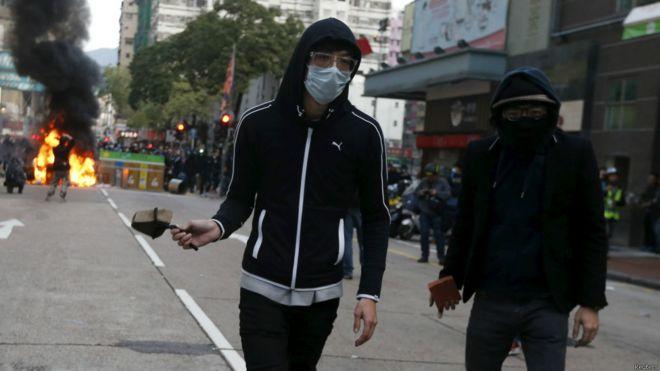 香港法院將起訴涉嫌旺角騷亂暴動罪人士