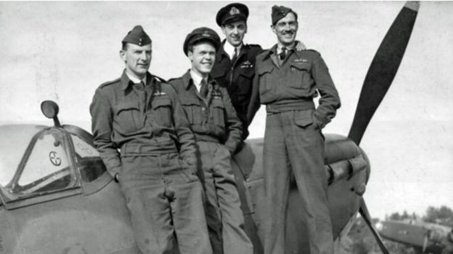 Эрик Браун с товарищами