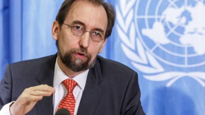十二国谴责中国人权恶化 中国强烈反驳
