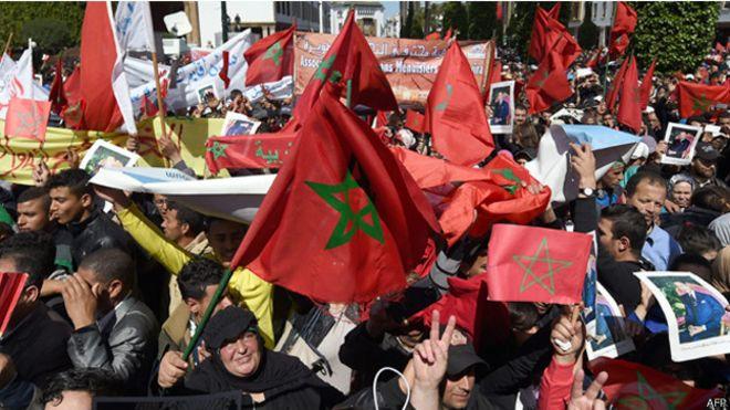 المغرب يرفض اعطاء اذن لطائرة بان كي مون للنزول  160313232702_maroc_624x351_afp
