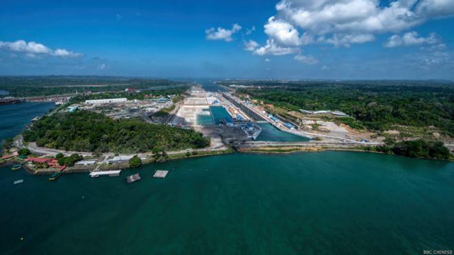 巴拿馬外交部就運河擴建竣工儀式同時邀請兩岸領導人出席,藉此提升國際地位