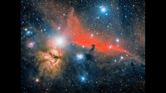 Nebulosa Cabeza de Caballo, José Jiménez Priego