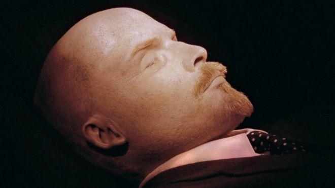 Xác ướp của Lenin