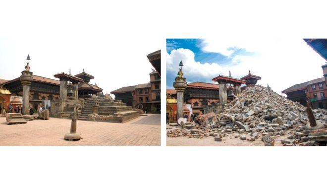 Храм Батшала, Bharat Bandhu Thapa