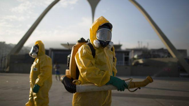Grávidas devem evitar Rio de Janeiro, diz OMS