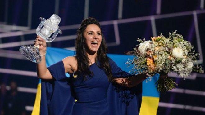 Картинки по запросу Перемога Джамали на Євробаченні фото