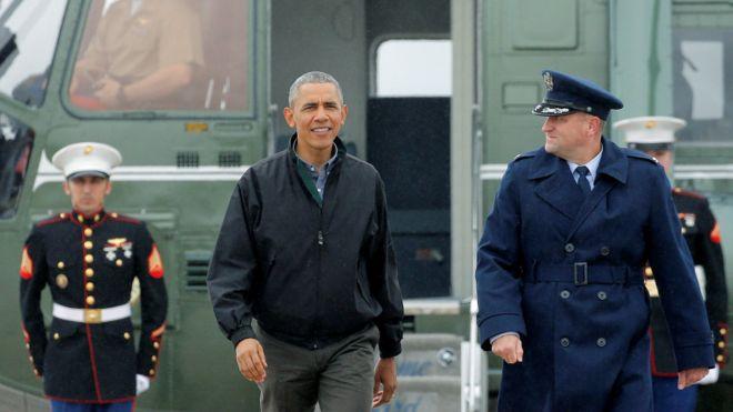 奧巴馬到訪越南尋求加強南海戰略聯繫