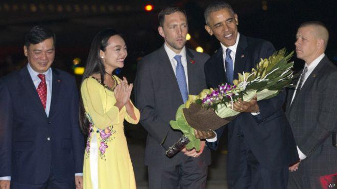 英媒:美越前嫌盡釋 「旨在遏制中國」