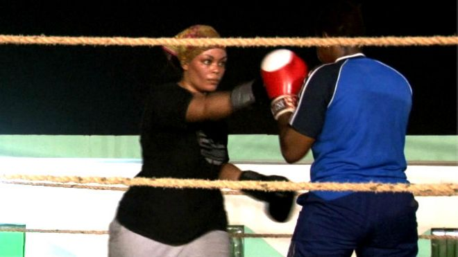سودانيات يتجهن نحو احتراف الملاكمة بالرغم من السخرية