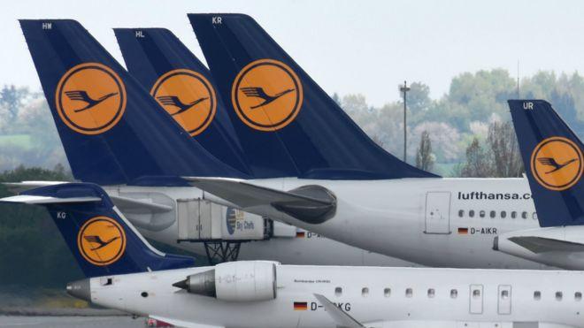德国汉莎航空将停飞所有委内瑞拉航线