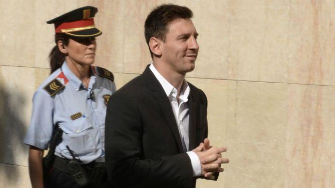 Lio Messi podría pasar hasta 22 meses en prisión por evasión de impuestos