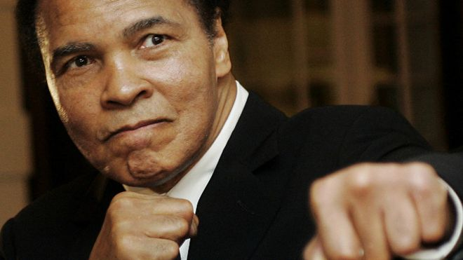 وفاة أسطورة الملاكمة العالمية محمد علي كلاي
