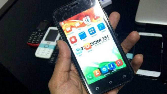 شركة هندية تطرح هاتفا ذكيا مقابل أربعة دولارات