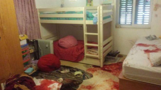 İsrailli qız yataq otağında fələstinli tərəfindən öldürülüb