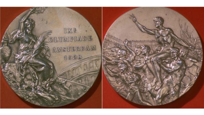 ميدالية عام 1928