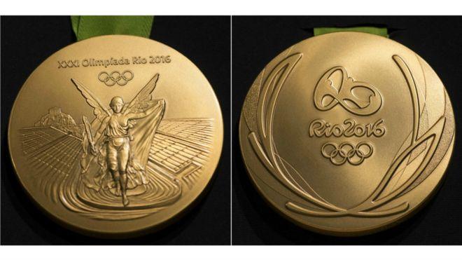 ميدالية ريو 2016
