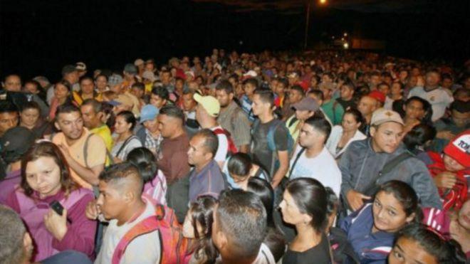 委内瑞拉政府否认国内出现「人道危机」