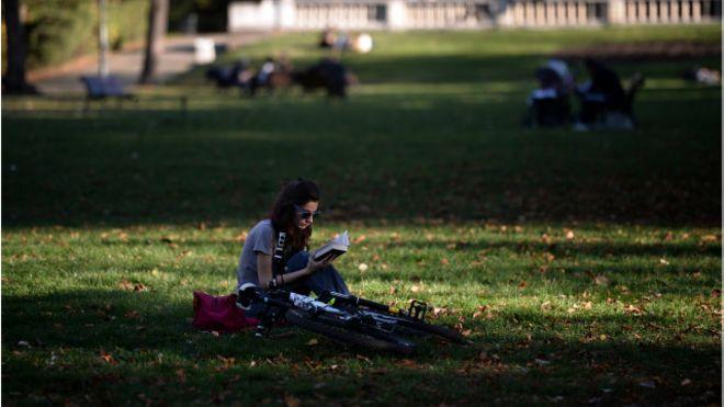 читання восени