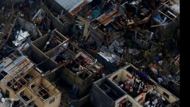 إعصار ماثيو يقتل أكثر من 800 شخص في هايتي 161007135130_haiti_matthew_storm_640x360_bbc_nocredit