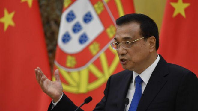 李克强抵澳视察 香港活动人士入澳被羁留