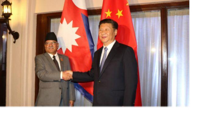 'भारत र चीन त्रिदेशीय साझेदारीमा सकारात्मक'