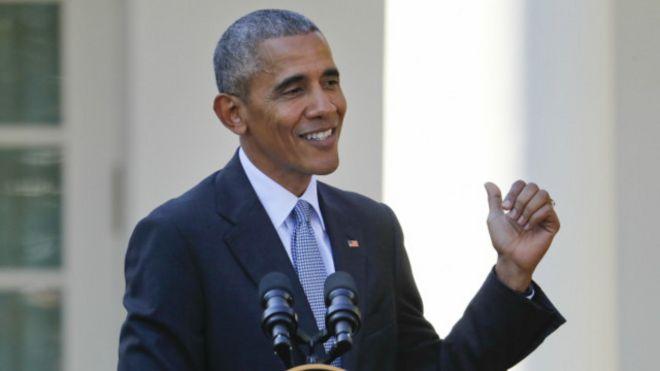 रोइकराइ नगर्न ट्रम्पलाई ओबामाको आग्रह