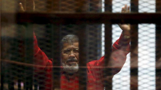 محكمة مصرية تؤيد سجن محمد مرسي 20 عاما