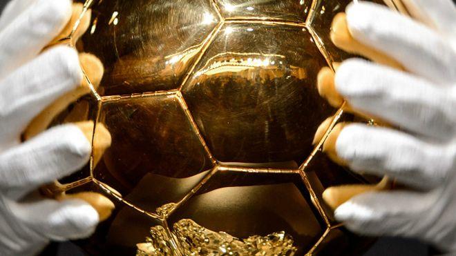 إعلان قائمة المرشحين للفوز بالكرة الذهبية لفرانس فوتبول