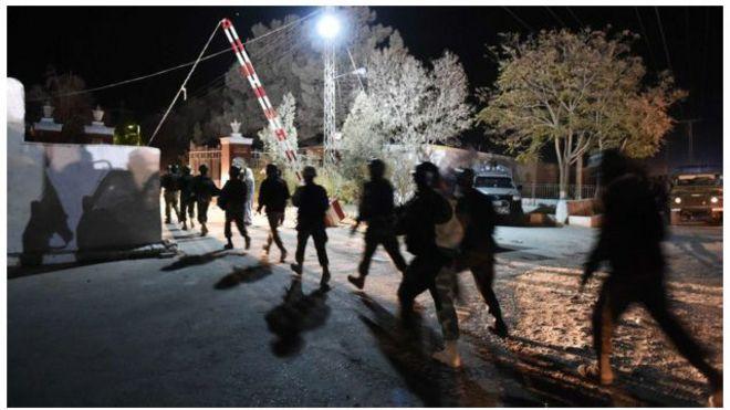 पाकिस्तानको प्रहरी तालिम केन्द्रमा भीषण हमला