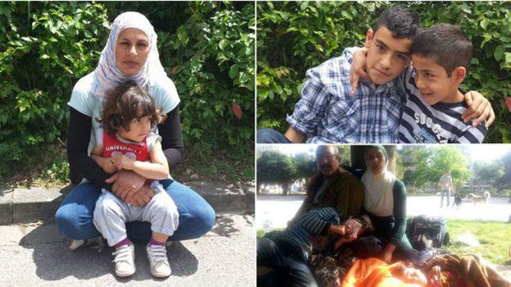 Gia đình Ahmed và Latifah