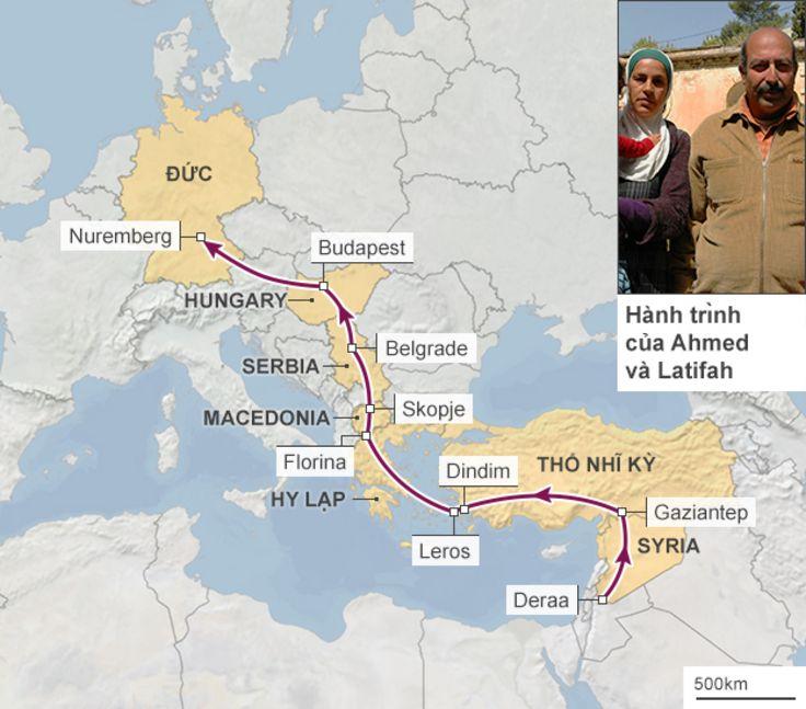 Hành trình của Ahmed và Latifah