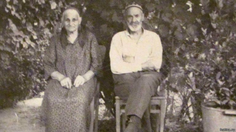 Подружжя татар