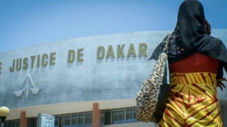 Palais de justice au Sénégal