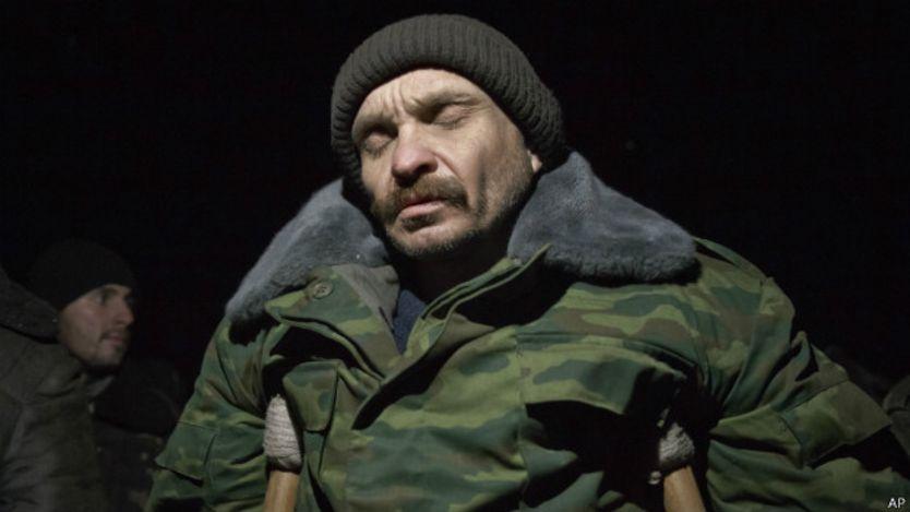 Soldado ucraniano