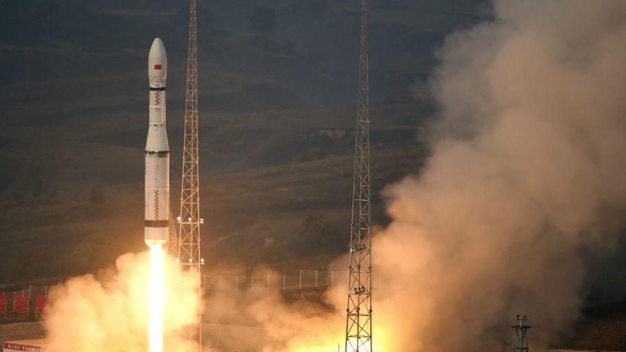 """这是中国""""长征系列""""运载火箭当中的最新成员"""