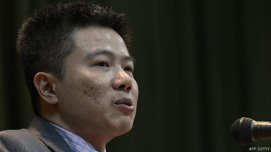 Giáo sư Ngô Bảo Châu nói chuyện tại Đại học Bác Khoa, Hà Nội
