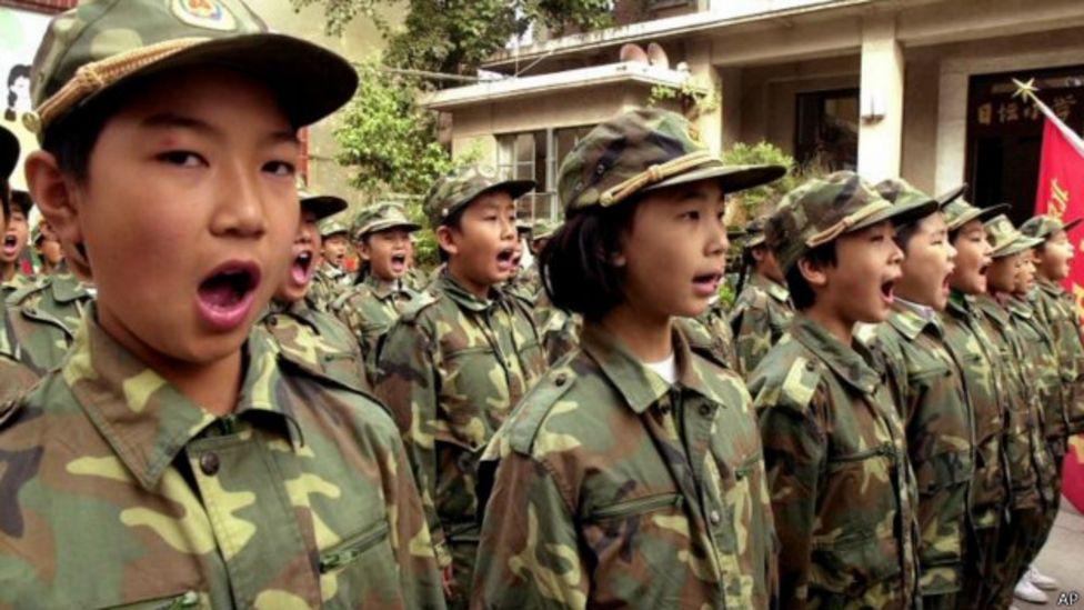 中国教育部:编新童谣培育核心价值观
