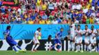 World Cup 2014: Andrea Pirlo on target with free kick for Italy