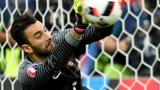 Portugal goalkeeper Rui Patricio