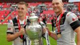 Marc Sneyd and Gareth Ellis