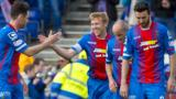 Inverness Caledonian Thistle finished seventh in the Premiership last season