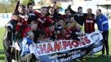 Hereford FC, the 2016-17 Southern League Division One South and West champions