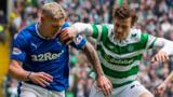 Rangers' and Celtic's shirts are sponsored by gambling companies