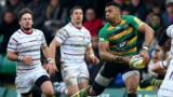 Luther Burrell