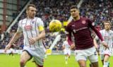 Ross County v Hearts