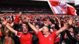 Nottingham Forest fans